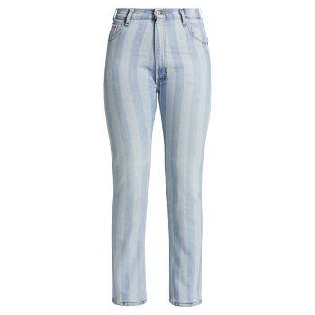 Прямые джинсы 70-х годов Re/Done
