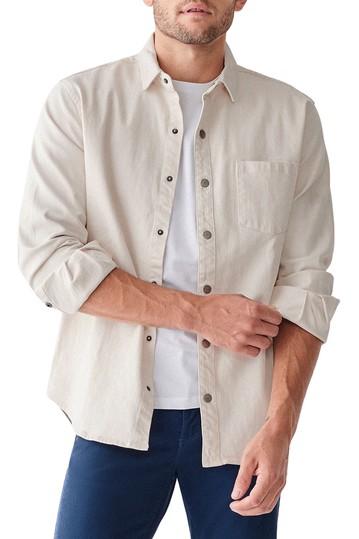 Джинсовая куртка-рубашка Lance DL1961