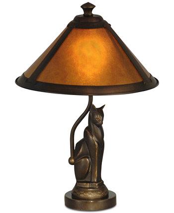 Имбирная слюдяная лампа Dale Tiffany
