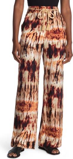 Брюки с широкими штанинами Giada Tie Dye Nanushka