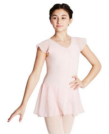 Платье с длинными рукавами для девочек Capezio