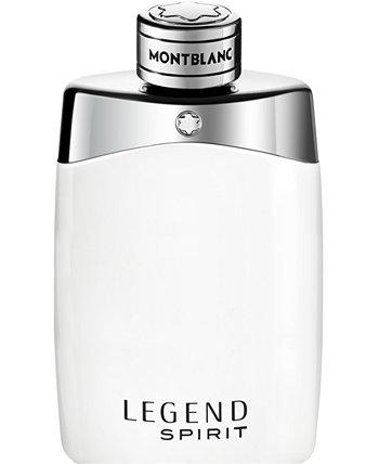 Туалетная вода-спрей для мужчин Legend Spirit, 6,7 унций Montblanc