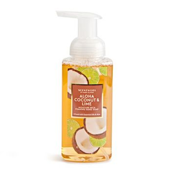 ScentWorx Aloha Coconut & Lime Foaming Hand Soap ScentWorx
