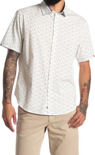 Рубашка с коротким рукавом Morningside Fundamental Coast