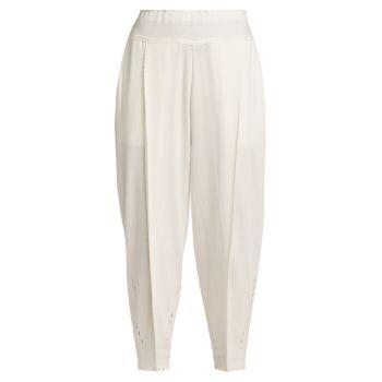 Зауженные брюки Le Pain Issey Miyake
