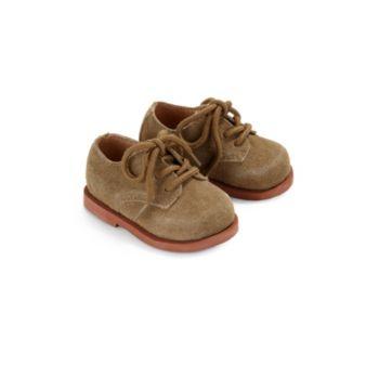 Замшевые туфли Morgan для маленьких мальчиков Ralph Lauren