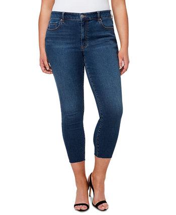 Модные джинсы скинни до щиколотки Adored больших размеров Jessica Simpson