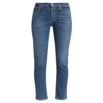Прямые джинсы Charlotte с высокой посадкой Citizens Of Humanity