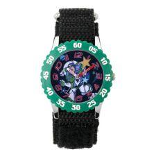 Детские часы для учителей Buzz Lightyear, Disney / Pixar Toy Story 4, Green Time Licensed Character