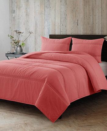 Комплект из 3 предметов одеяла с люверсами, King Country Living