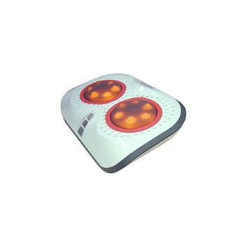 Carepeutic Turbo-Logy 3D Rolling Massager with Heated Therapy Carepeutic