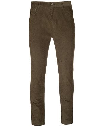 Мужские вельветовые брюки Slim-Fit Paisley & Gray
