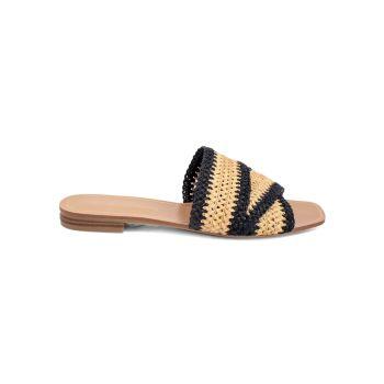Krystin Braided Sandals BCBGeneration