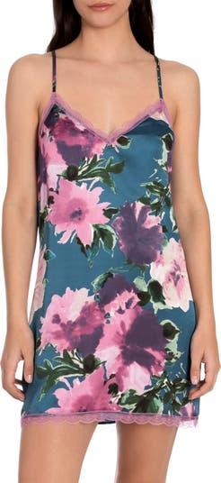 Рубашка с кружевной отделкой и цветочным рисунком Arianna Midnight Bakery