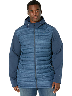 Гибридная куртка Big & Tall Powder Lite ™ Columbia