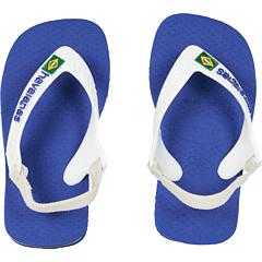 Вьетнамки с логотипом Baby Brazil (для малышей) Havaianas Kids