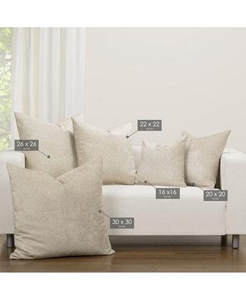 Кремовая декоративная подушка F Scott Fitzgerald Rhythm And Rhyme с акцентом F. Scott Fitzgerald