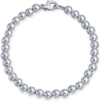Браслет из стерлингового серебра Always On Bling Jewelry