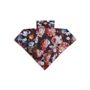 Шарф-маска с цветочным рисунком Bindya