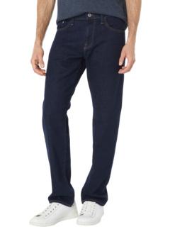 Zach Straight in Rinse Feather Blue Mavi Jeans