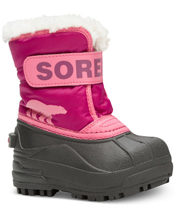 Сапоги для малышей Snow Commander SOREL