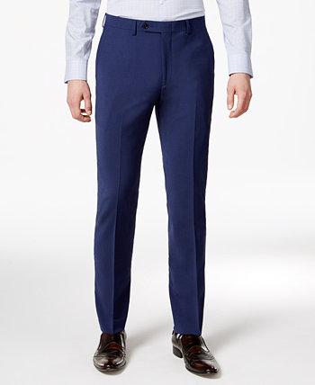 Брюки мужские Skinny Fit, эластичные, устойчивые к морщинам, для Macy's Bar III