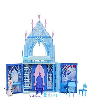 Ледовый дворец Эльзы Фолд энд Гоу Frozen