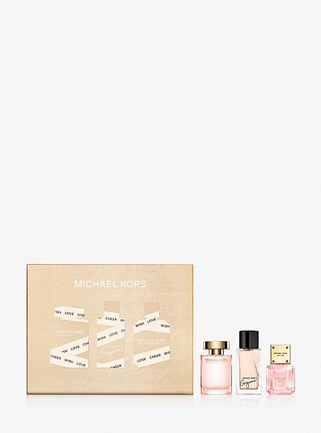 Подарочный набор из 3 предметов Eau de Parfum Michael Kors