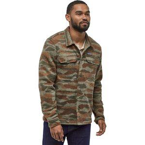 Куртка-рубашка Patagonia Better Sweater Patagonia