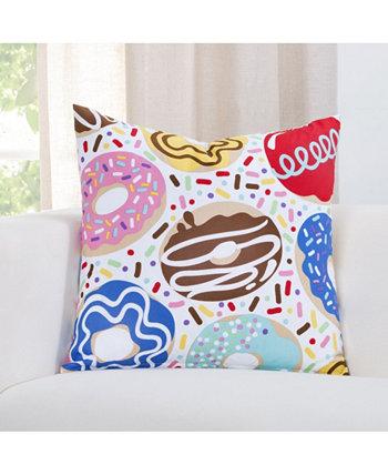 Дизайнерская декоративная подушка Sweet Dreams, 16 дюймов Crayola