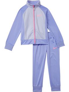 Комплект из двух предметов из трикотажа с цветными блоками и логотипом Swoosh (Little Kids) Nike Kids