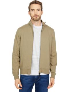 Куртка из хлопка и льна Billy Reid