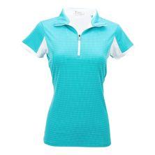 Рубашка-поло большого размера Nancy Lopez Zone Nancy Lopez