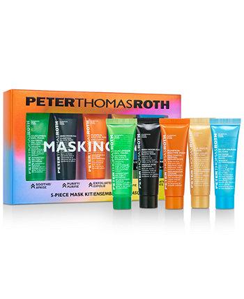 5-Pc. Masking Minis Set Peter Thomas Roth