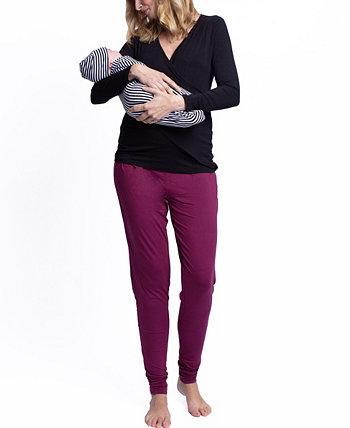 Одежда для беременных, мешочек для младенцев и шапочка Blooming Women by Angel