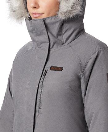 Женская длинная утепленная куртка Suttle Mountain ™ Columbia