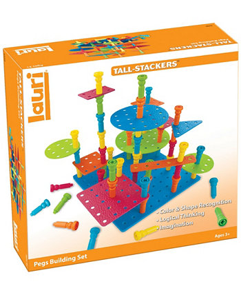 Строительный набор колышков Tall-Stackers PLAYMONSTER
