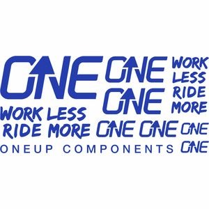 OneUp Components Handlebar Decal Kit OneUp Components