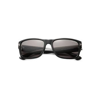 Прямоугольные солнцезащитные очки Mason 58MM Tom Ford