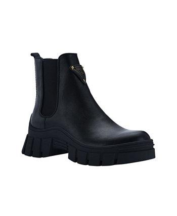 Женские ботинки челси с выступами на подошве Hestia GUESS