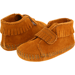 Ботинок переднего ремня (младенец / малыш) Minnetonka Kids