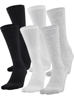 Тренировочные хлопчатобумажные носки с 6 парами Under Armour