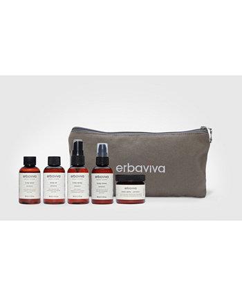 Travel Essentials Kit Awaken, 9,75 унций ERBAVIVA