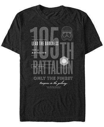 Эпизод IX мужской 105-й батальон Лучшие солдаты в футболке Galaxy Star Wars