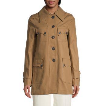 Куртка в стиле милитари Victoria Beckham