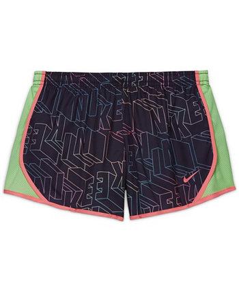 Беговые шорты с принтом для больших девочек Dri-FIT Tempo Nike