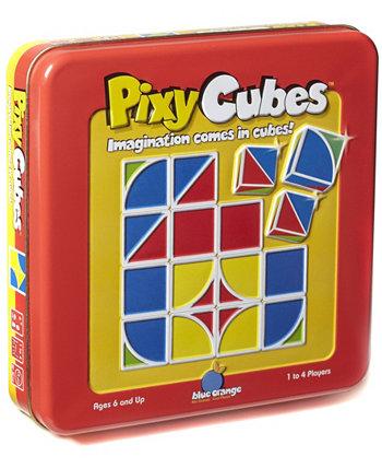 Pixy Cubes Blue Orange Games