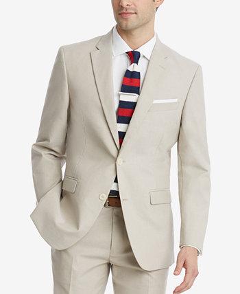 Мужские модные эластичные пиджаки Tommy Hilfiger