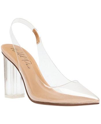Виниловые туфли Dharma с ремешком на пятке, созданные для Macy's Wild Pair