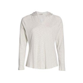 Легкий вязаный пуловер NIC+ZOE